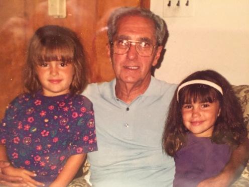 Grandpop and Amanda and Aubs.JPG