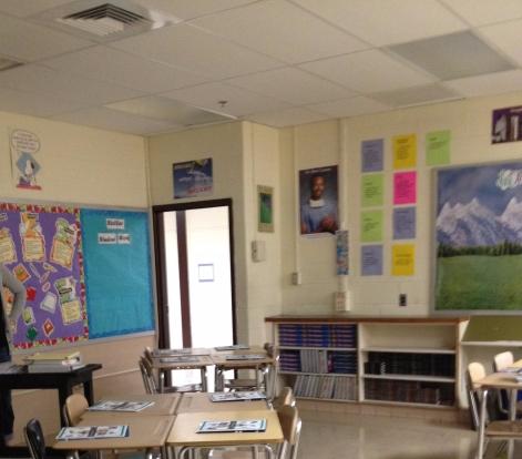 classroom with Ben Carson