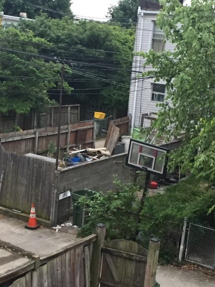 Trash Yard