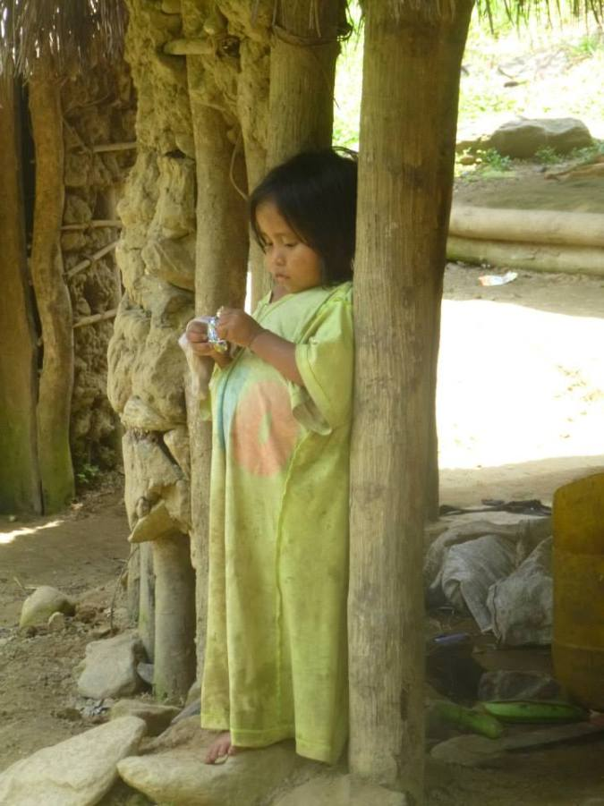 Colombia Child