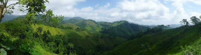 Colombia Rolling Hills